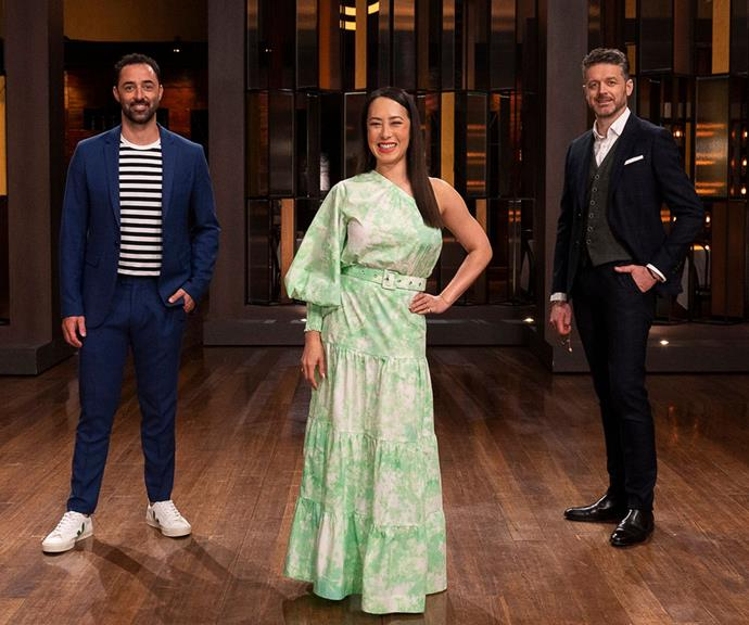 Andy Allen, Melissa Leong and Jock Zonfrillo will return as judges for the new season, and will make sure the celebs wearing the aprons give it all they've got.