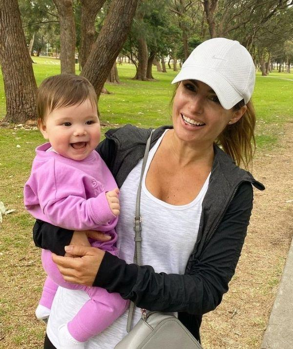 """""""Got to hangout with my gorgeous goddaughter today."""""""