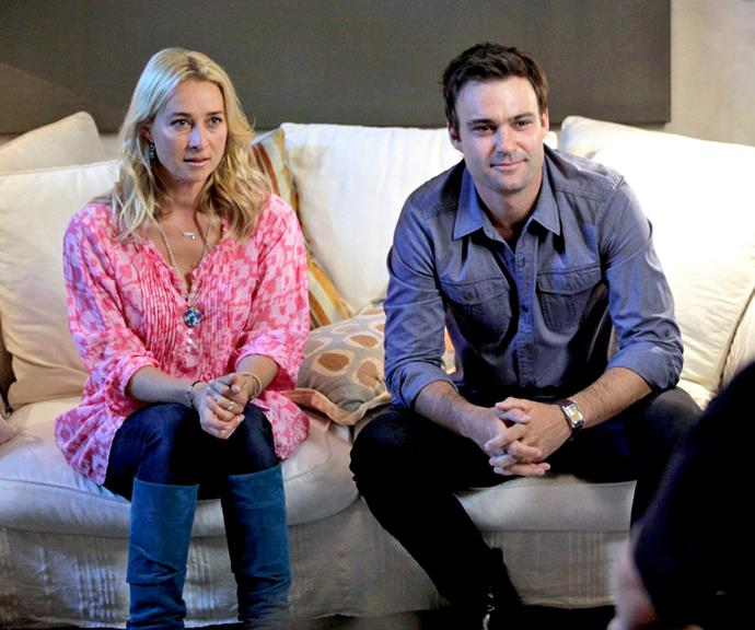 *Offspring* fans are still traumatised by the death of Matt's character Patrick in 2013.