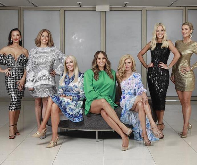 It's been a long time since we've seen *The Real Housewives Of Melbourne*.