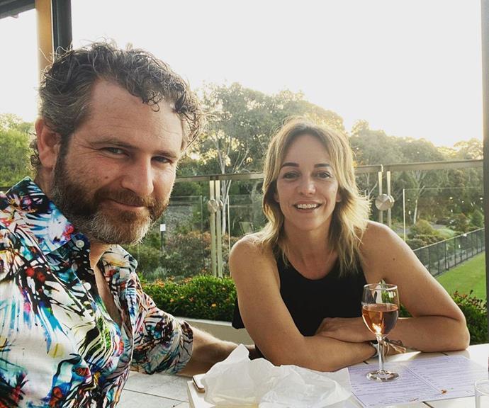 Bernard married his wife Sonja in 2010.