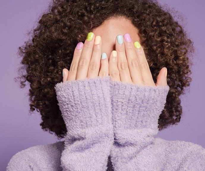 Get your nails 'freedom day' ready with an at-home solution.