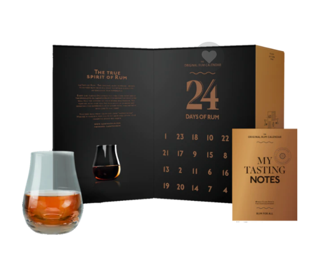 """**24 Days of Rum Christmas Advent Calendar, $199.99 from [Dan Murphy's](https://www.danmurphys.com.au/product/DM_ER_1000007841_SR-010/24-days-of-rum-christmas-advent-calendar-20ml-bottles-x-24