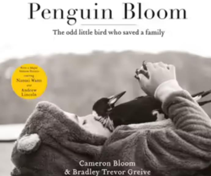 """**Penguin Bloom by Cameron Bloom and Bradley Trevor Greive** <br><br>  It's unsurprisingly that the incredible tale of *Penguin Bloom* became a movie starring Naomi Watts. The story follows the Bloom family's journey to healing following Cameron Bloom's wife, Sam's near-fatal fall when they decide to raise an injured baby bird brought home by their sons, which they eventually view as another family member. <br><br> Pick up a copy [here.](https://go.skimresources.com?id=105419X1569321&xs=1&url=https%3A%2F%2Fwww.booktopia.com.au%2Fpenguin-bloom-cameron-bloom%2Fbook%2F9780733334948.html%3Fsource%3Dpla%26gclid%3DCjwKCAjw7--KBhAMEiwAxfpkWAC8_QLgBHdHd5oVR_NWW36ifb3JrjZAqwbngvF_6r4wr6X620NDbBoCxqgQAvD_BwE target=""""_blank"""")"""