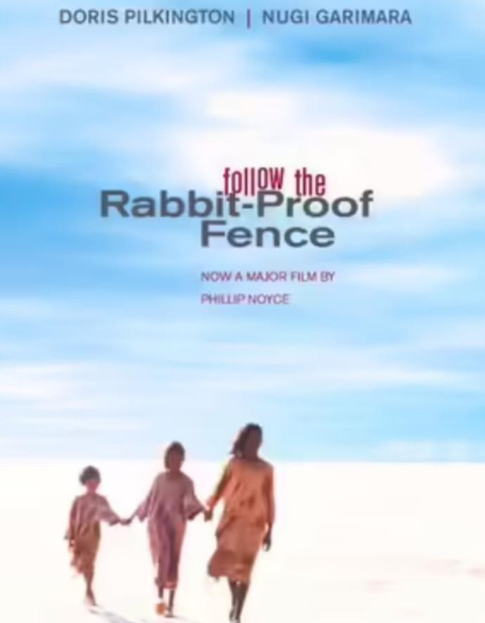 """**Follow the Rabbit-Proof Fence by Doris Pilkington and Nugi Garimara**  <br><br> Many Australians have seen the iconic movie, but its memoir offers another opportunity to explore the extraordinary story based on the actual events of three girls who fled from the Moore River Native Settlement via a rabbit-proof fence. <br><br> Pick up a copy [here.](https://go.skimresources.com?id=105419X1569321&xs=1&url=https%3A%2F%2Fwww.booktopia.com.au%2Ffollow-the-rabbit-proof-fence-doris-pilkington-garimara%2Fbook%2F9780702233555.html target=""""_blank"""")"""
