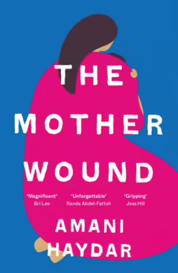 """**The Mother Wound by Amani Haydar** <br><br> Amani Haydar's story is one of race, victimhood, and womanhood, as she unpacks the consequences of losing her mother to domestic violence. The devastating accounts analyse motherhood and female resilience as Amani reckons with her past. <br><br> Pick up a copy [here.](https://go.skimresources.com?id=105419X1569321&xs=1&url=https%3A%2F%2Fwww.booktopia.com.au%2Fthe-mother-wound-amani-haydar%2Fbook%2F9781760982454.html target=""""_blank"""")"""