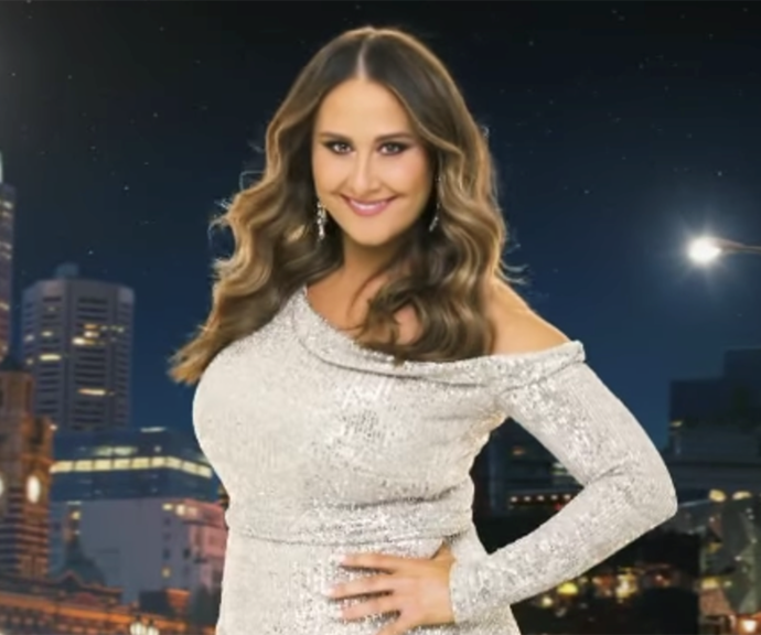 """Fan-favourite Jackie Gillies' tagline reverted back to her popular catchphrase, saying: """"Watch out world because I'm shining brighter than ever""""."""