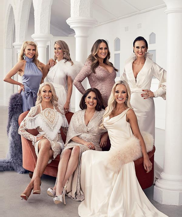 The fifth season of *The Real Housewives of Melbourne* premieres on Sunday, October 10.
