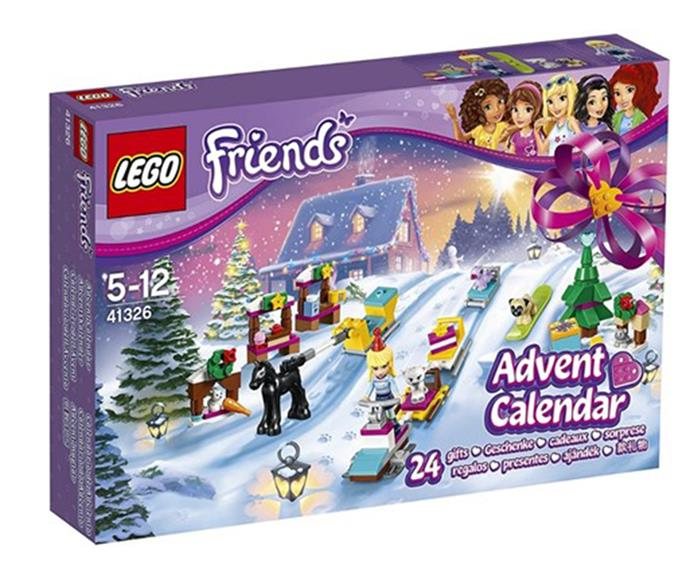 """[**LEGO Friends**](https://www.amazon.com.au/LEGO-Friends-Calendar-41326-Playset/dp/B06WVBM4L8/ref=sr_1_9?_encoding=UTF8&tag=betterhomesgardens-sklinks-22