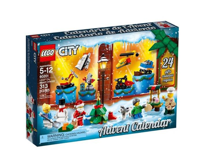 """[**LEGO City 2018**](https://www.catch.com.au/product/city-advent-calendar-2018-60201-3298082/?utm_source=affiliates&utm_medium=referral&utm_campaign=6040&cfclick=938e0d328e4541da8e576c59f8920648