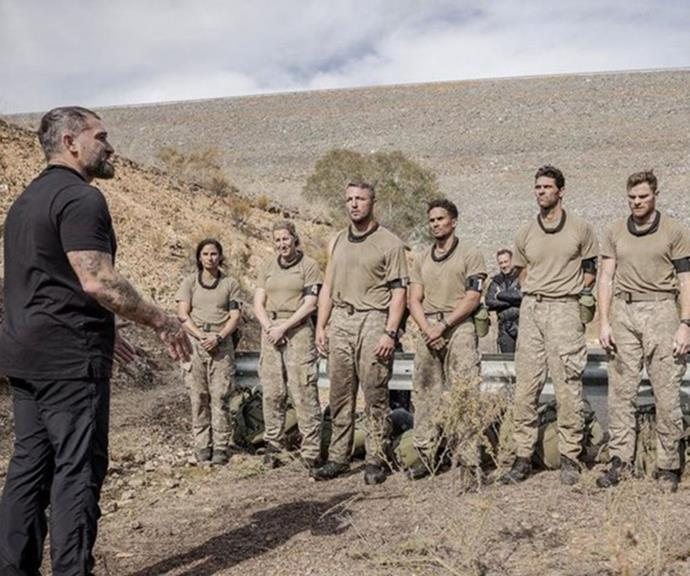 Designed to replicate the real-life SAS selection process, and run by literal soldiers, the show has celebrities often buckling under the pressure.