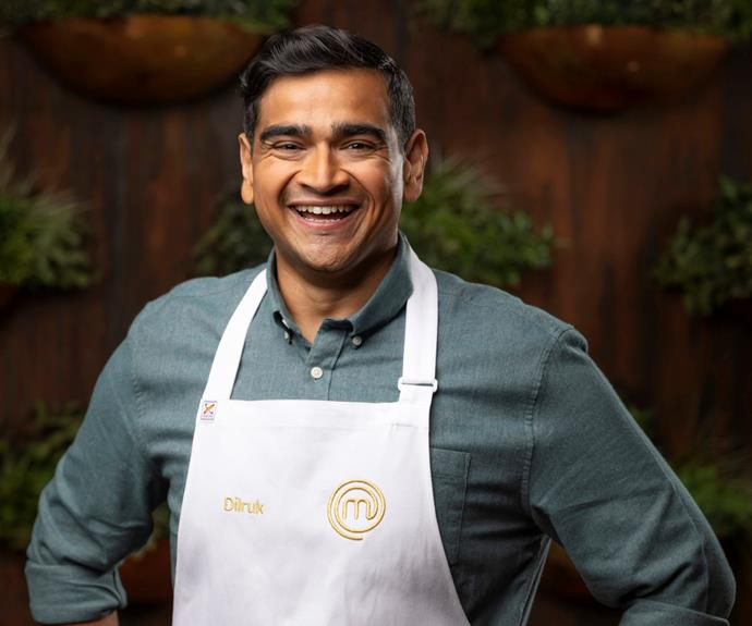 """**Dilruk Jayasinha: 'It was culinary chaos!'** <br><br> Comedian Dilruk is set to serve up plenty of laughs this season.  <br><br> """"I've been eating a lot of food in my time so I think know what tastes good and what doesn't,"""" he tells. <br><br> The funnyman, 36, who says being on set was """"culinary chaos"""", admits his passion for cooking came about due to the pandemic.  <br><br> """"I had to learn how to cook on my own as opposed to getting it delivered to me!"""""""