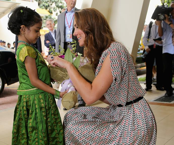 Duchess Catherine's work around the early years will benefit young girls across the UK.