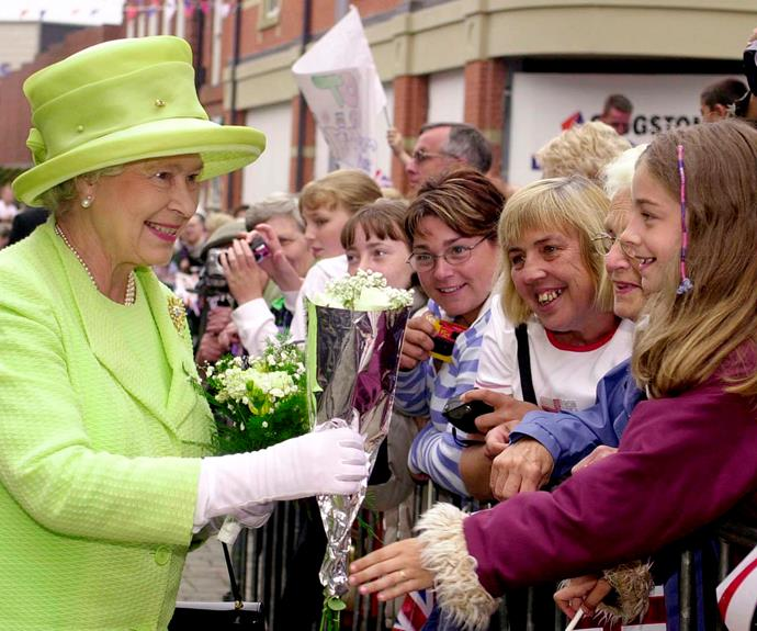 The Queen changed the game for royal girls in 2013.