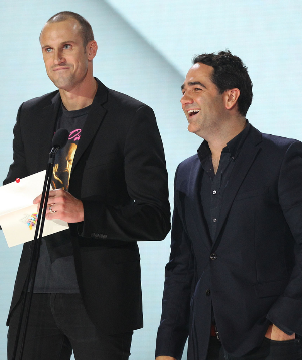 While irate celebrities and unimaginably early working hours may be some people's idea of hell, Fitzy and Wippa say they couldn't be happier.