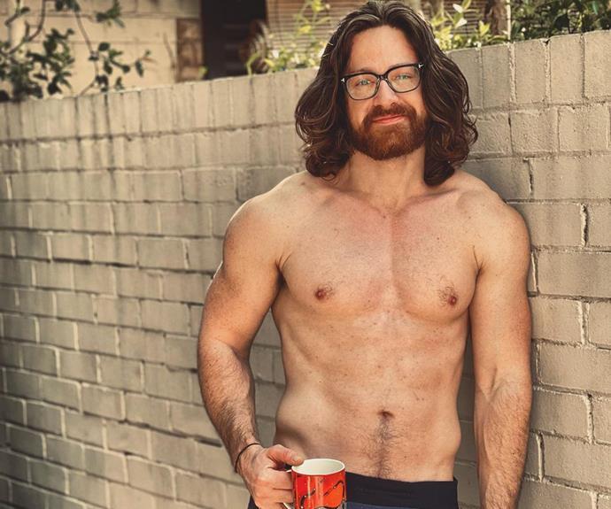 """Former Bachelor Matt Agnew challenged the """"misinformation"""" in Sam's video."""