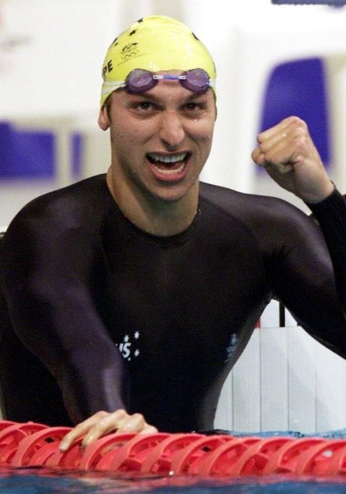Ian is one of Australia's most successful athletes.