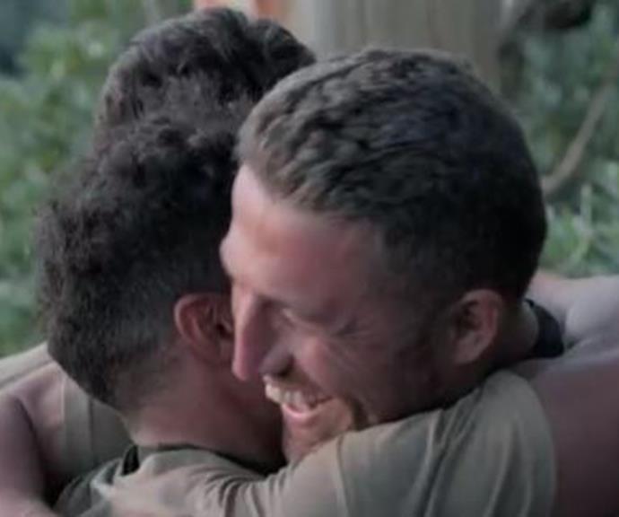 Sam managed to overcome a debilitating shoulder injury to win *SAS Australia*.