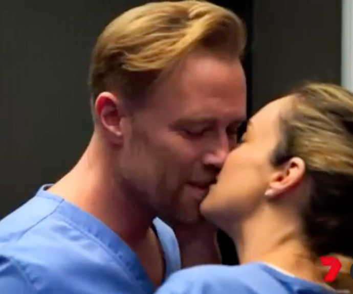 Who could forget that cringe moment when Tori went in for the kiss as Christian was reaching for an elevator button.