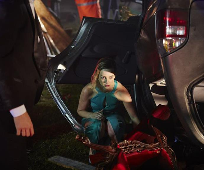 Tori was introduced to the Bay during the caravan park explosion storyline back in 2016. <br><br> The doctor was attending a fundraiser for the local hospital at the Summer Bay Caravan Park when a gas bottle was knocked over and ignited.