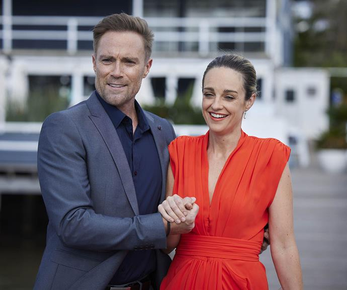 """Thanks to an exciting job offer in London, Tori and Christian left Summer Bay together for good.  <br><br> """"I'm not someone who looks backwards. I'm a real believer in everything has its season and leaving the show felt like the end of a season to me,"""" Penny told *WHO*. <br><br> """"I feel hugely grateful for the amazing time I've had on the show."""""""