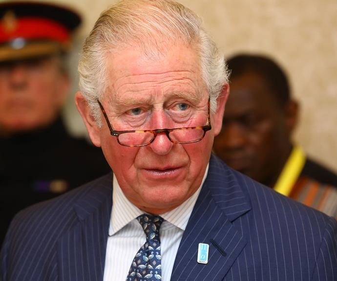 During an interview with the *BBC*, Prince Charles reacted to the Australian PM's hesitance.