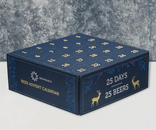 """**Beer Advent Calendar, $139.99 from [Brewquets](https://brewquets.com.au/products/beer-advent-calendar