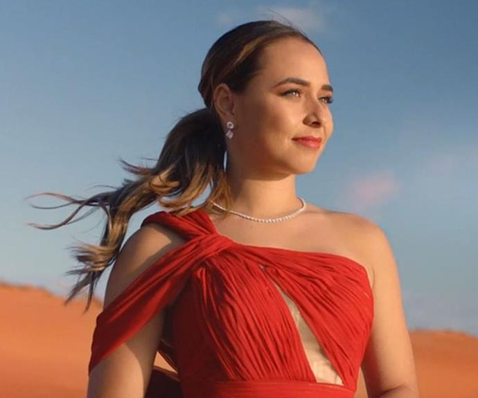 Brooke Blurton steps into the role as the show's first Indigenous and openly queer leading lady.