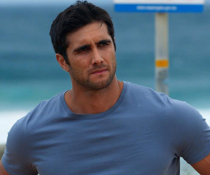 *Home and Away* star Ethan Browne, who's played Tane Parata since August last year, has rung in his 30th birthday.