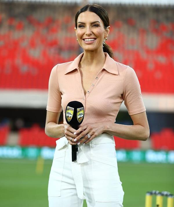 Erin Holland wears many hats, and alongside her sports presenting and recent stint on reality TV, she's added podcasting to her already busy schedule.