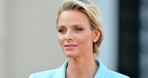 Princess Charlene's dramatic appearance in new photo sparks concern