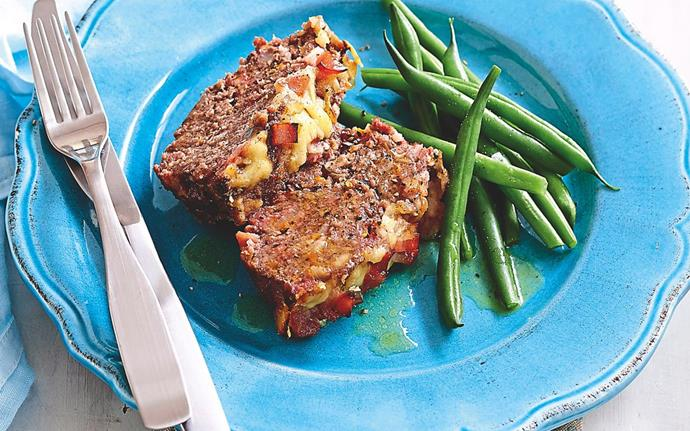 Transform older bread into breadcrumbs and add them to [meatloaf](http://www.foodtolove.co.nz/recipes/roll-along-meatloaf-20770).