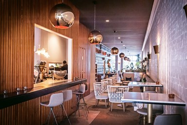 Winners in the Metro Peugeot Restaurant of the Year 2016