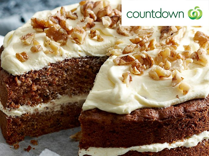 "[Carrot cake with cream cheese frosting](http://www.foodtolove.co.nz/recipes/carrot-cake-with-cream-cheese-frosting-12970|target=""_blank"")"