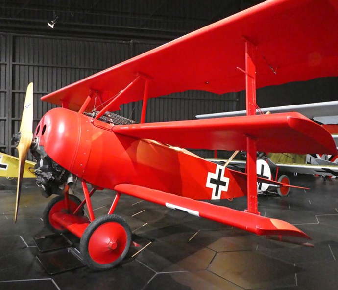 The Omaka Aviation Heritage Centre is the jewel in the crown of Marlborough's box of tricks.