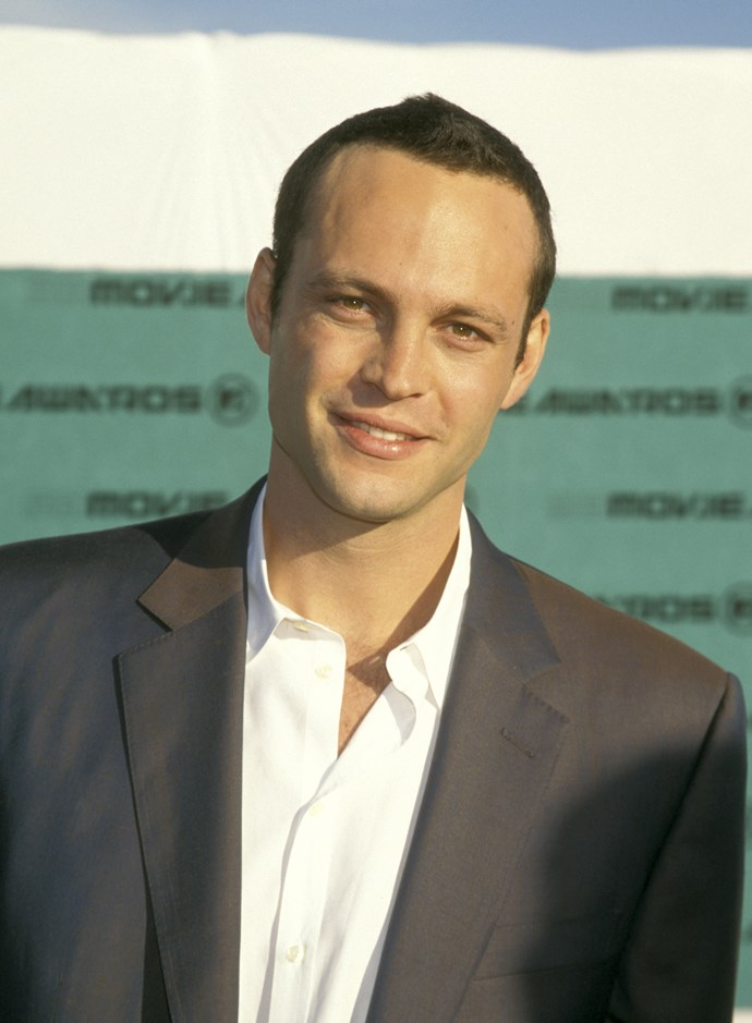 Vince Vaughn almost landed the role