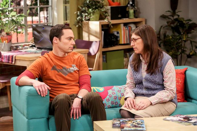 The *Big Bang Theory* star is also a Dr of Neuroscience