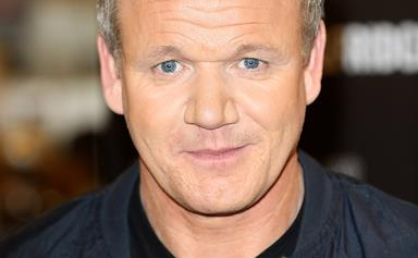 What Gordon Ramsay will never do on a plane