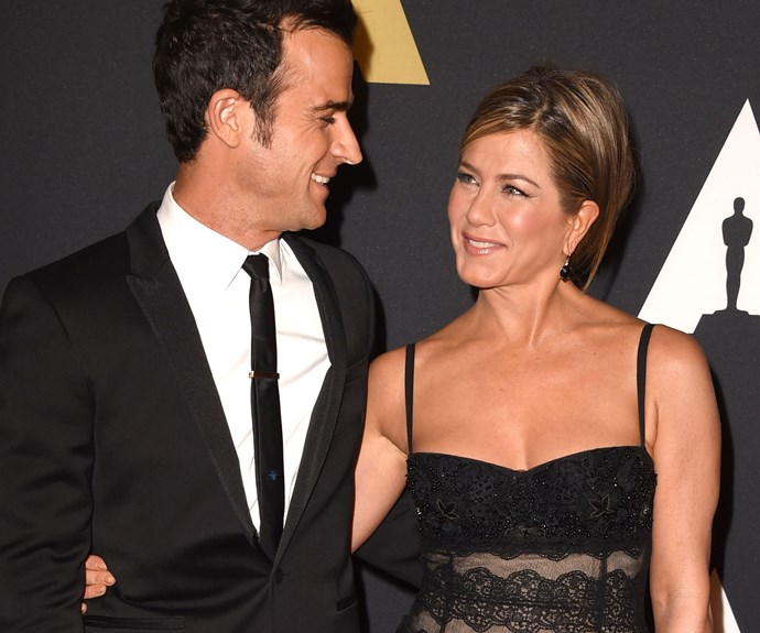 Justin Theroux opens up about his wedding to Jennifer Aniston