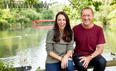 Jacinda Ardern and Andrew Little open up about their special bond