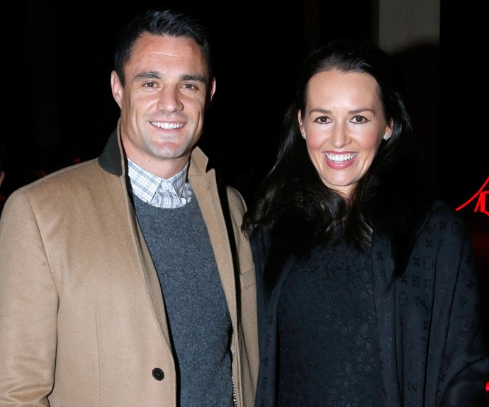 Dan Carter buys new family home