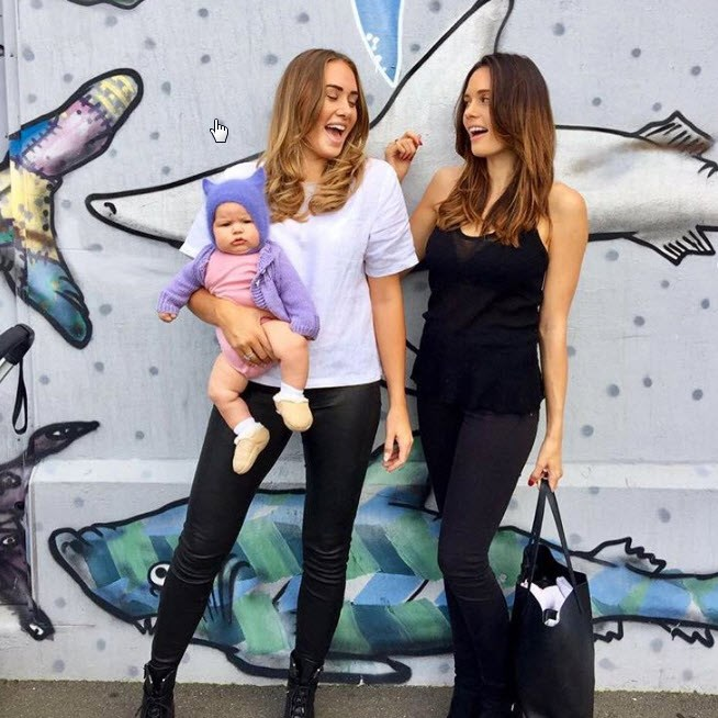 Libby Matthews: Bringing my baby girl home
