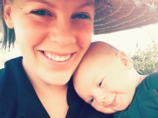 Pink's advice to new mums