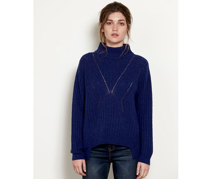 Elsa Sweater, $189 by Random fashions.