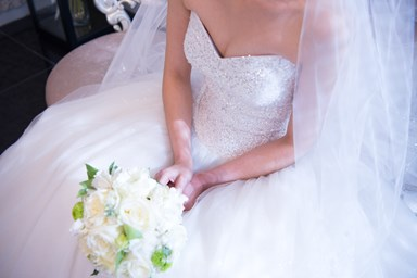 The dark side of the 'wreck the dress' trend