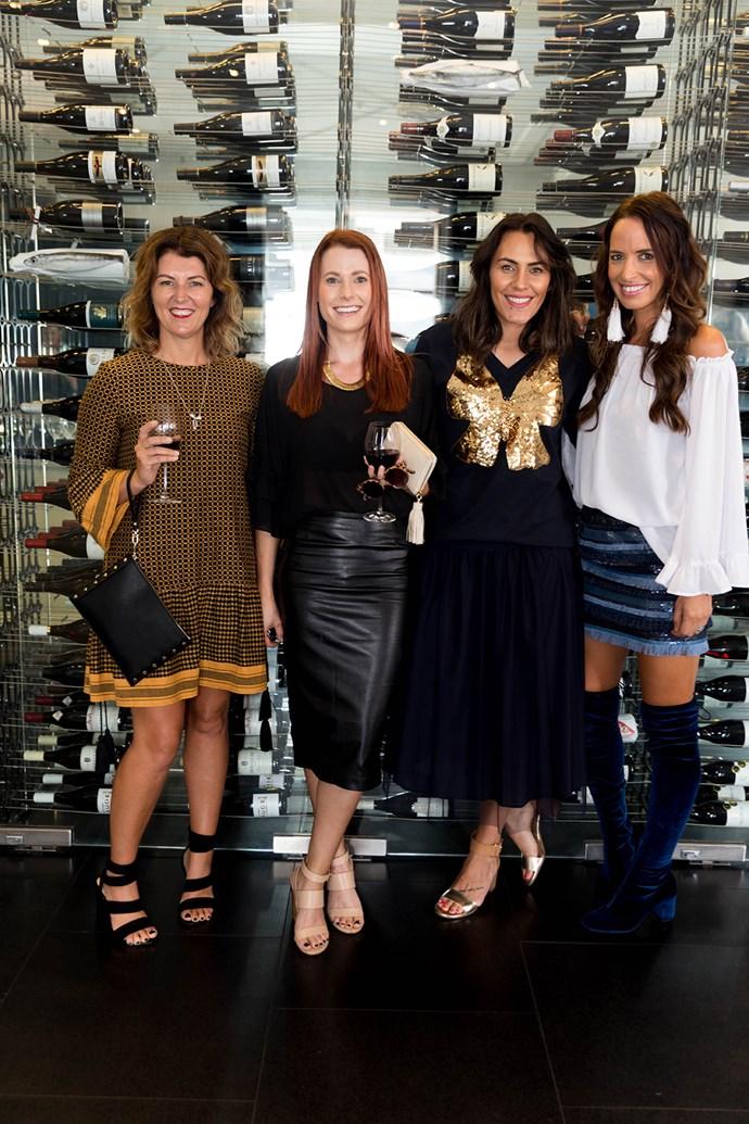 Beth Morris, Kate Jarrett, Makaia Carr, Kelly Coe