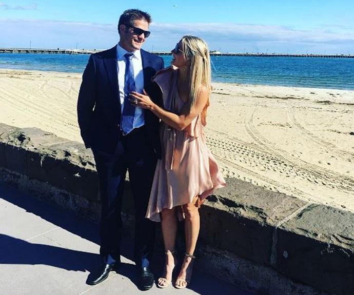 Richie and Gemma McCaw