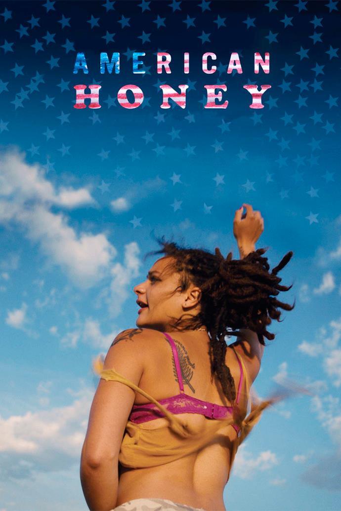 Sasha stars in the critically acclaimed *American Honey*.