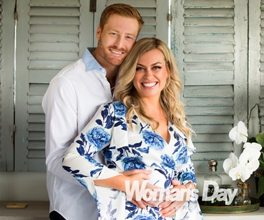 Oh, baby! Martin Guptill and Laura McGoldrick's exciting news
