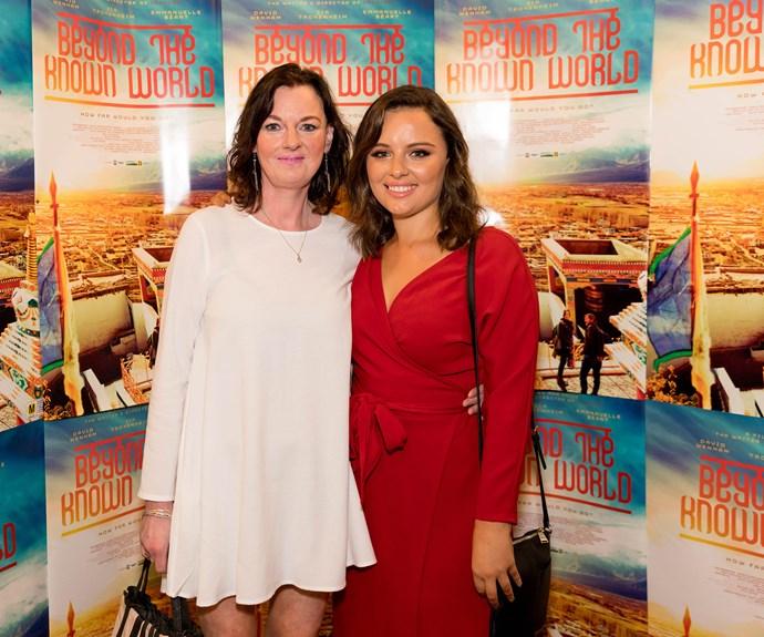 Angela Vaughn, Emily McKenzie